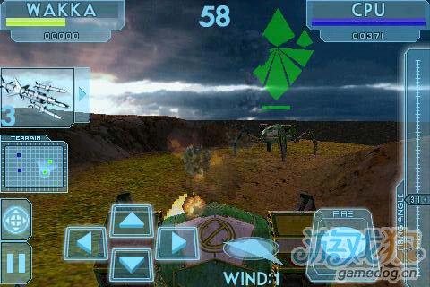 《百变战争》(Iron Sight)游戏画面