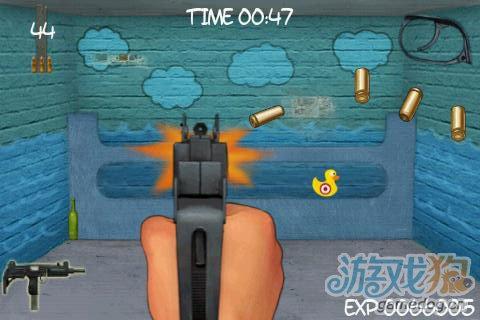《射击俱乐部》(Shooting club)游戏画面