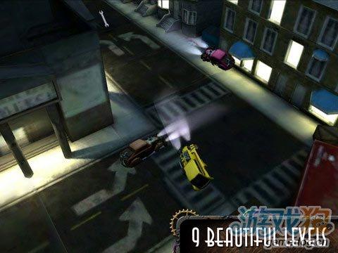 《奔跑亡者》(Deadmans Run)游戏画面