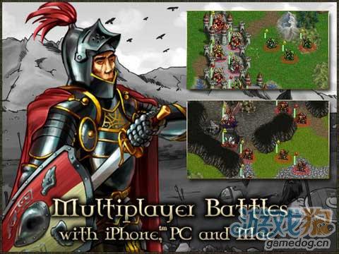 《韦诺之战HD》(Battle for Wesnoth HD)游戏画面