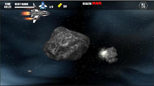 《天体突击》(Celestial Assault)游戏画面