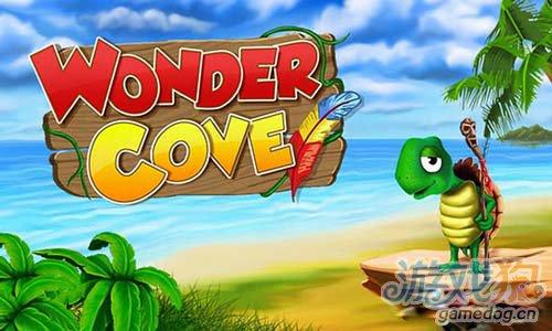 安卓经营游戏:神奇湾 Wonder Cove
