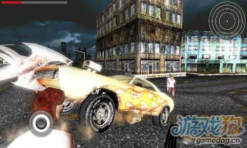 安卓另类赛车游戏:末日决战2012 Car Armageddon 2012
