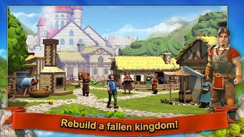 《王国统治》(Rule the Kingdom)游戏画面