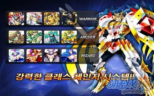 《幻想防御战》(Fantasy Defense)游戏画面