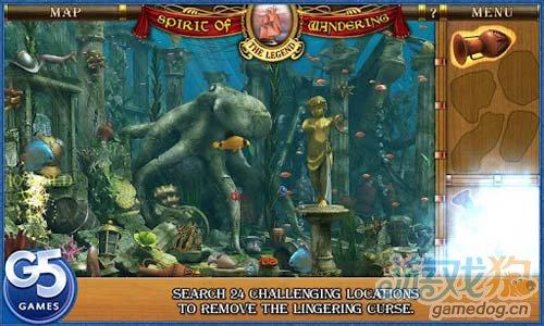 《流浪灵魂的传说》(Spirit of Wandering: The Legend)游戏画面