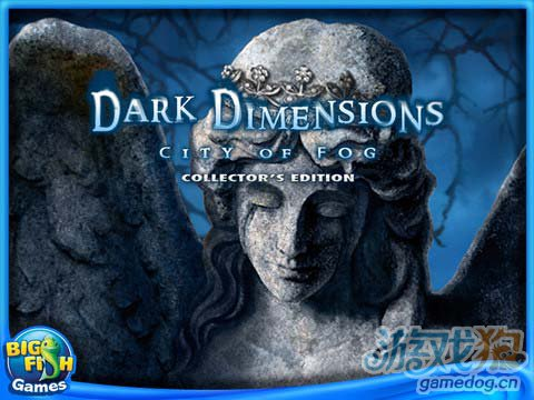 《黑暗次元之雾都》(Dark Dimensions: City of Fog Collector's Edition)游戏画面