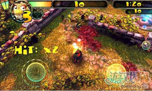 《迷你龙族》(MiniDragon)游戏画面