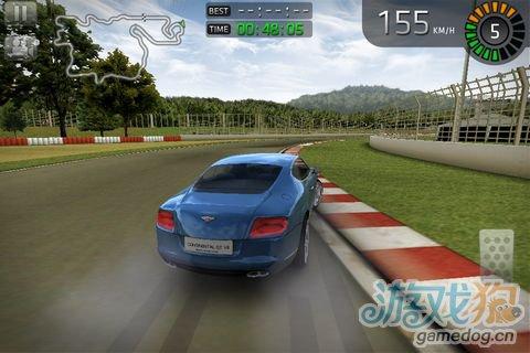 跑车竞速类赛车游戏《跑车的挑战》