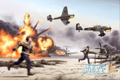 《世界战争》(World in War)游戏画面