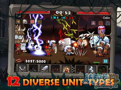 《远古战争2》游戏画面
