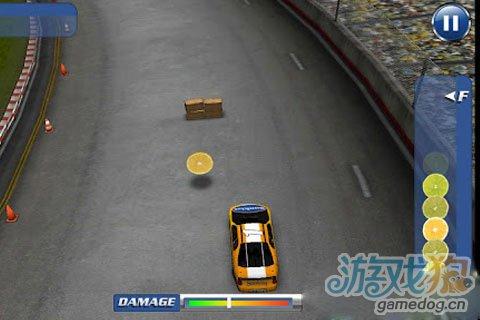 清新3D竞速游戏《新奇士赛车》登陆安卓平台