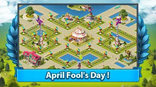 安卓模拟类经营养成游戏《我的国度:缤纷春日》