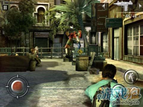 《孤侠魅影HD》(Shadow Guardian HD)游戏画面