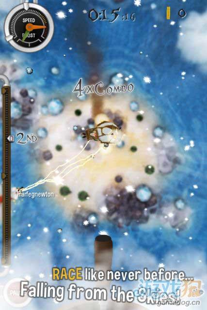 《空中侏儒》(Sky Gnomes)游戏画面