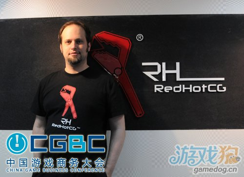 锐核软件支持CGBC2012 CEO Daniel Staton确认出席