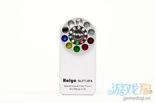 终结镜头数量之争HolgaiPhone外壳暴力集成10个镜头