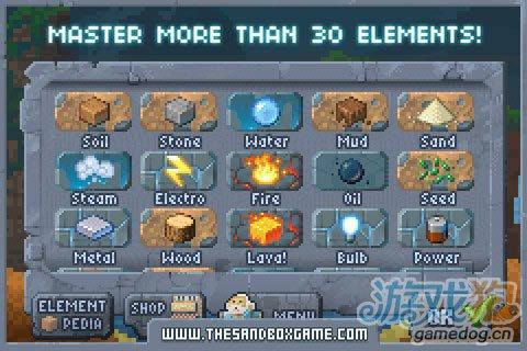 你的世界由你做主《沙盒》精彩的益智创造游戏