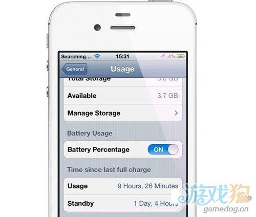 业内新闻:iOS 5.1.1电池续航改善了吗
