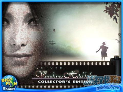 《颤栗:消失的搭车人 HD》(Shiver: Vanishing Hitchhiker Collector's Edition HD)游戏画面