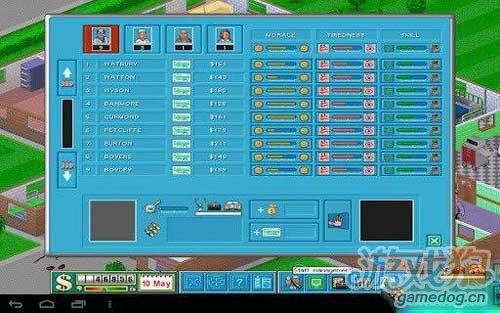 《主题医院》(ThemeHospital)游戏画面