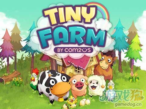 《迷你农场》(Tiny Farm)游戏画面