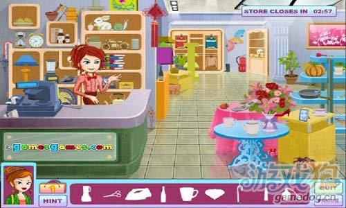 《购物达人》(The Shopper)游戏画面