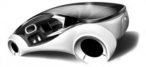 爆料乔布斯去世前最大的遗愿:设计属于他的iCar