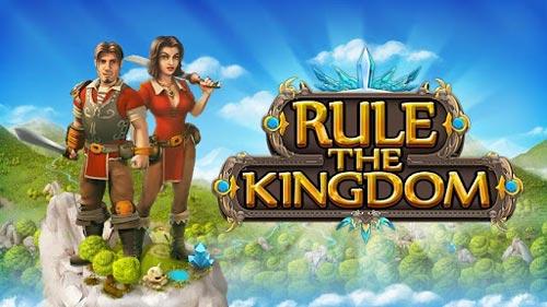 安卓清新模拟经营游戏推荐《王国统治》