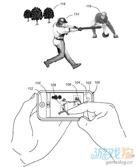 苹果注册iPhone多点触摸测光/对焦技术专利
