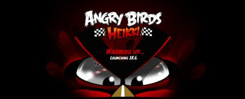 开发商Rovio即将推出《愤怒的小鸟》神秘赛车新作