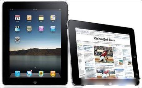 苹果位居移动PC全球出货量首位 归功于新iPad