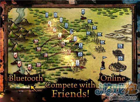 超赞史诗战略游戏《春秋王朝》5月24日上架