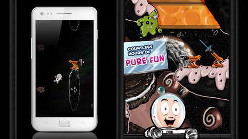 《空间机器人》(Space Robots)游戏画面