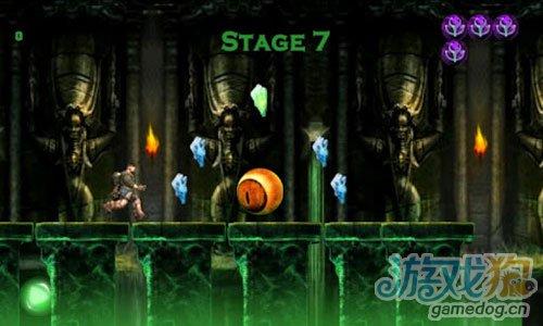 《逃离寺庙》游戏画面