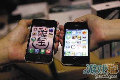 高仿iPhone4成本不超400元 辐射与电池存隐患