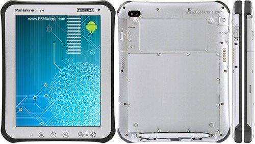 松下军用三防平板电脑A1亮相 支持更换电池