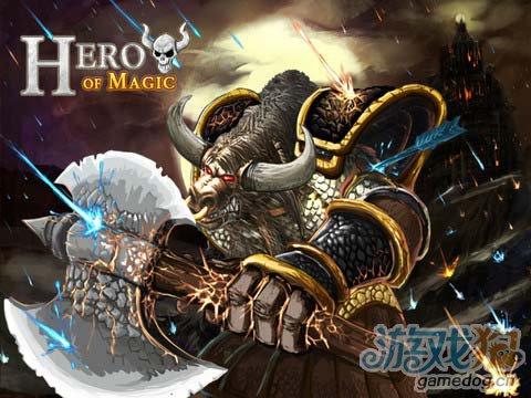 《魔法英雄TD》游戏画面
