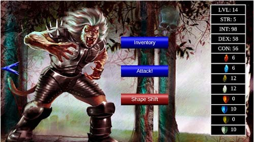 《神迹突击》(Rune Raiders)游戏画面