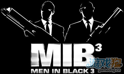 《黑衣人3》(Men In Black 3)游戏画面