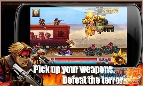 《反恐奇兵》(Assaulter)游戏画面