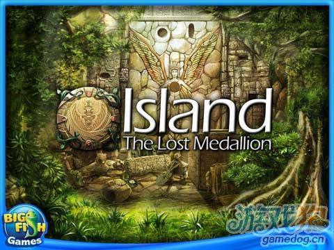 《孤岛失踪 HD》(Island: The Lost Medallion HD)游戏画面
