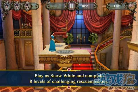 《魔镜:无尽的冒险》(Mirror Mirror:The Untold Adventures)游戏画面
