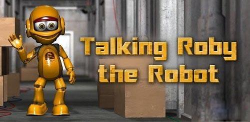 会说话的机器人