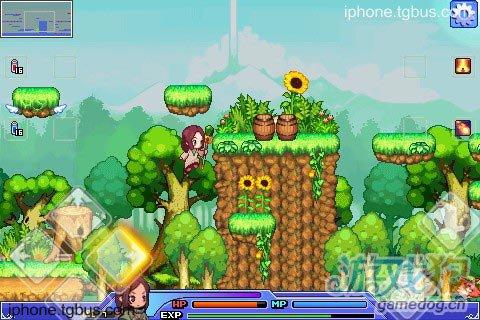 Gamevil韩式RPG:艾露西亚 v1.4.2更新