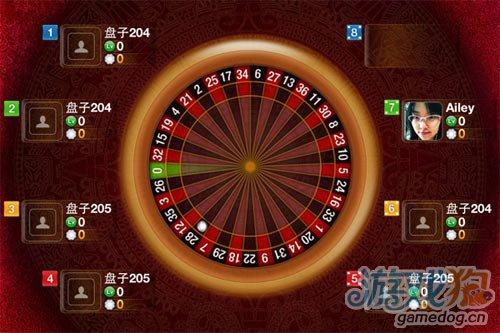 《轮盘在线》iPhone多人在线互动竞技游戏评测