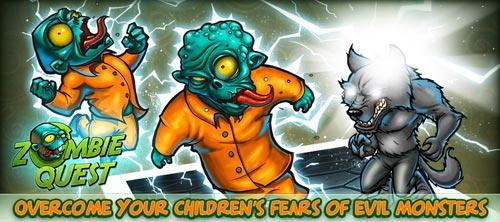创新棋盘类游戏《Zombie Quest》即将迎来发布