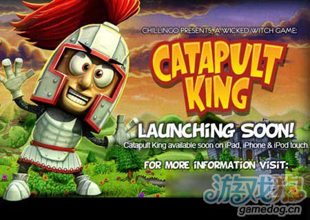 《Catapult King》游戏画面