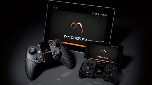 MOGA实体手柄 这将是iOS未来的操控新体验