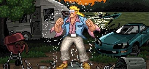 恶搞游戏:无敌神拳 Unstoppable Fist将15日上线